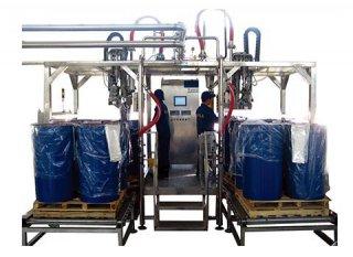200升食品自动灌装机灌装乳酸菌