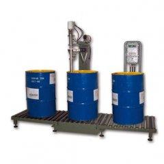 耐酸碱200升自动灌装机